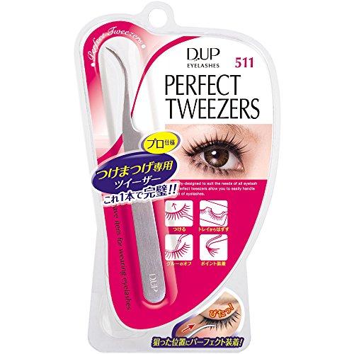 D.U.P Perfect Tweezer (False Eyelashes Only Tweezers) (Harajuku Culture Pack)
