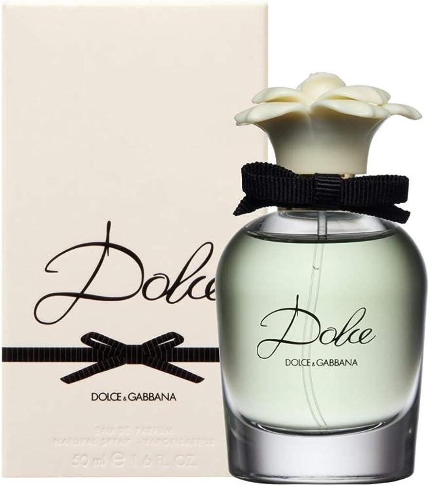 Dolce&gabbana dolce eau de parfum, donna, 50 ml 10008823