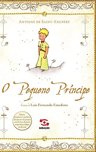 O Pequeno Príncipe - Edição de Luxo