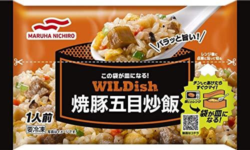 【冷凍】マルハニチロ 焼豚五目炒飯 270g×6袋