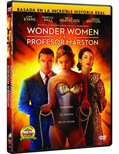 Wonder Women Y El Profesor Marston [DVD]