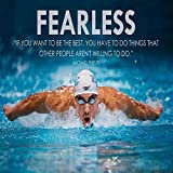 Euphoria Eshop Poster Michael Fred Phelps Amazing Swimming