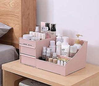 Tangzhan Pudełko do przechowywania kosmetyków, organizer na kosmetyki, wszechstronne pudełko do uporządkowania kosmetyków ...