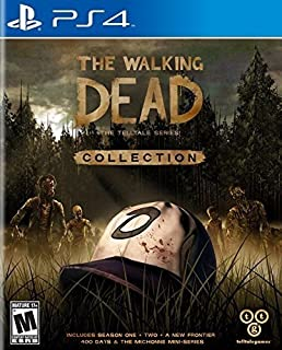 WB Games The Walking Dead Collection: The Telltale Series - Playstation 4