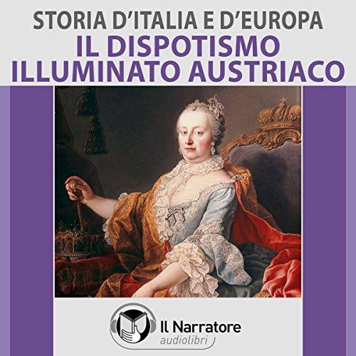 Il dispotismo illuminato austriaco copertina