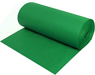 YANZHEN Hallway Runner Rugs Corridor Carpet Water Absorption Wedding Welcome Entrance Wear Resistant Green, 1 M / 1.2 M / ...