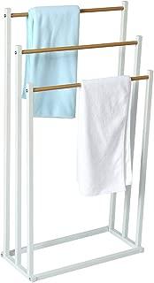 Best free standing metal towel rack Reviews