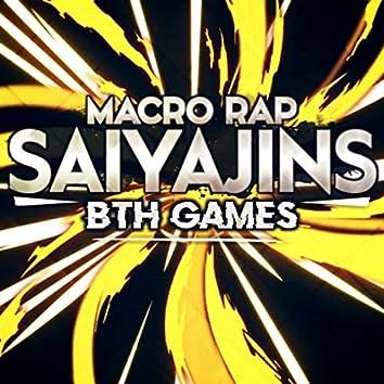 Saiyajins (Macro Rap)