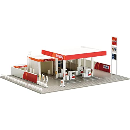 TOMIX Nゲージ ガソリンスタンド エネオス 4064 鉄道模型用品