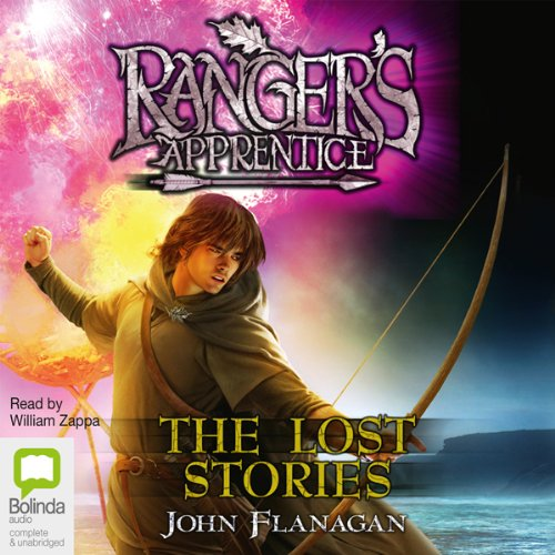 The Lost Stories audiobook cover art