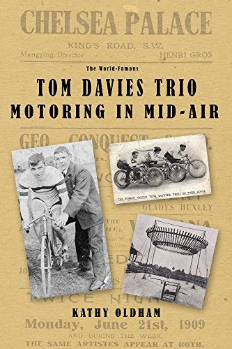 Tom Davies Trio Motoring in Mid Air: The Story of a British ...