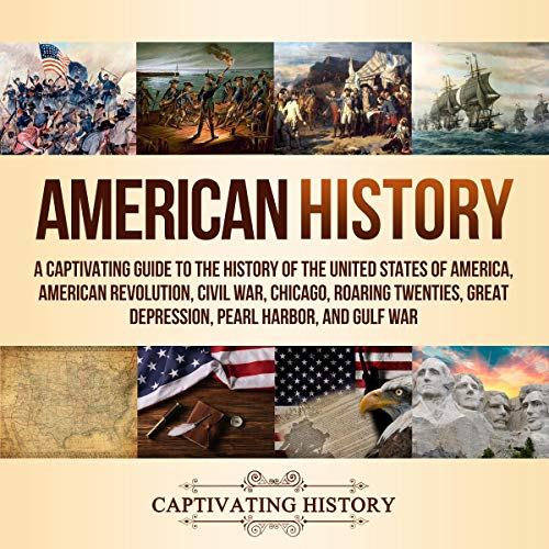 American History  By  cover art
