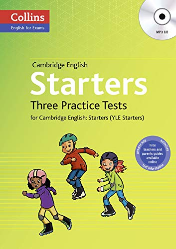 Practice Tests for Starters: Yle (Collins English for Exams)