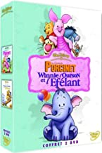 Winnie l'ourson et l'éfélant / Les Aventures de Porcinet - Coffret