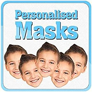 Celebrity Cutouts Personalised Cardboard Face Mask. Stag and Hen Parties, Birthdays & Events