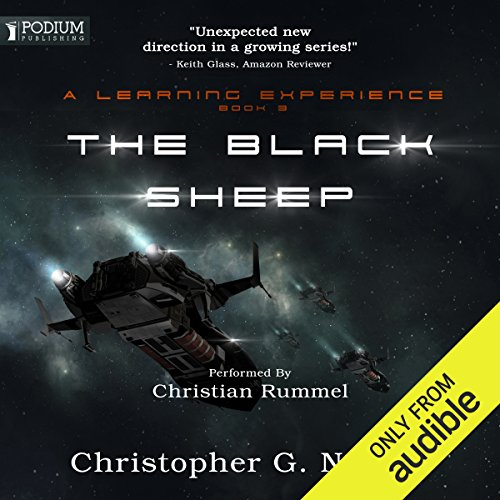 The Black Sheep audiobook cover art