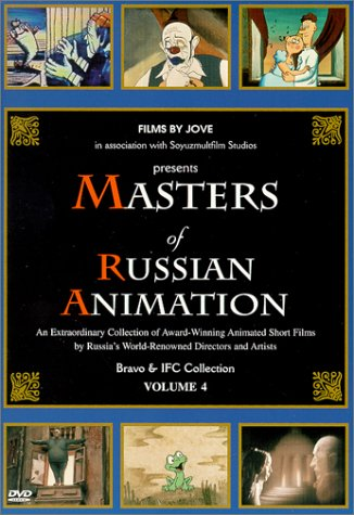 Masters of Russian Animation - Volume 4
