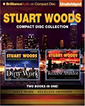 Stuart Woods: Compact Disc Collection: Dirty Work / Reckless Abandon (Stone Barrington Series)