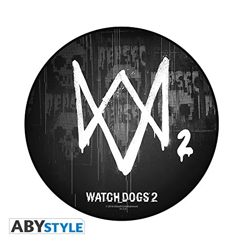 ABYstyle - Watch Dogs - Tapis de Souris - Logo