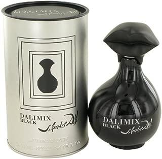 Dalimix Black Cologne by Salvador Dali for Men and Women. Eau De Toilette Spray 3.4 oz / 100 Ml