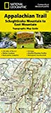 Appalachian Trail, Schaghticoke Mountain to East Mountain [Connecticut, Massachusetts] (National Geographic Topographic Map Guide) (National Geographic Topographic Map Guide (1509))