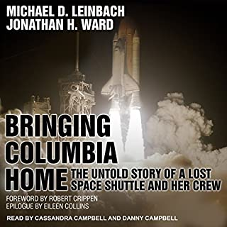 Bringing Columbia Home audiobook cover art
