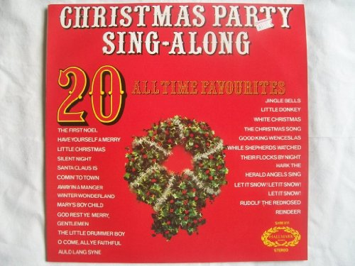 Christmas Party Sing-Along - 20 All-Time Favourites - Musicmakers, The LP