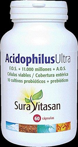 Acidophilus Ultra 60 Capsulas Suravitasan