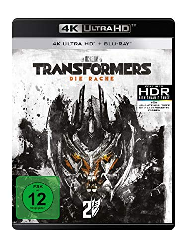 Transformers - Die Rache (4K Ultra HD) (+ Blu-ray 2D)