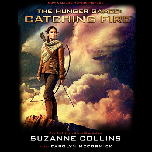 Catching Fire     Hunger Games, Book 2              By:                                                                                                                                 Suzanne Collins                               Narrated by:                                                                                                                                 Carolyn McCormick                      Length: 11 hrs and 37 mins     42,313 ratings     Overall 4.5