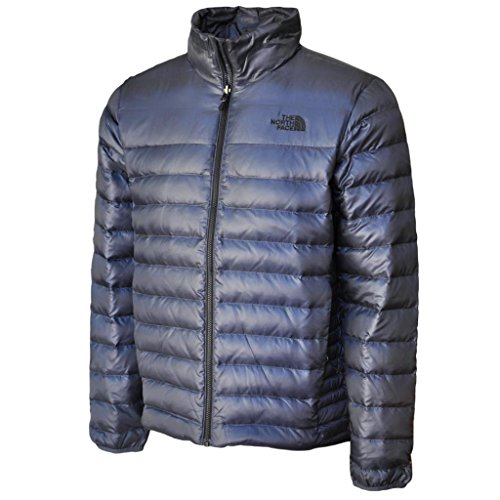 The North Face Men's Flare 550 Down Jacket, Turbulence Grey, X-Large