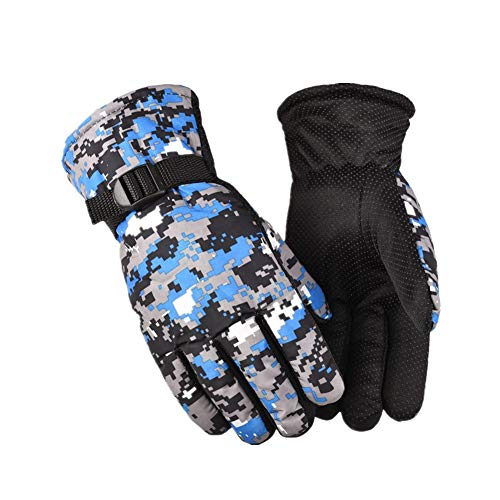 Guanti Touch Screen A Dita Intere Guanti Mtb Guanti Motocross Guanti Alpinismo Guanti Moto Uomo Unisex For Ciclismo Mountain Bike Bici Alpinismo Escursionismo blue,One Size