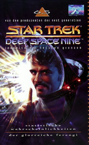 Star Trek - Deep Space Nine 6.5: Statische Wahrscheinlichkeiten/Der glorreiche Ferengi