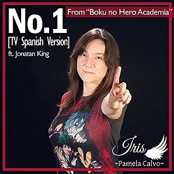 """No.1 (TV Spanish Version) [From """"Boku no Hero Academia""""]"""