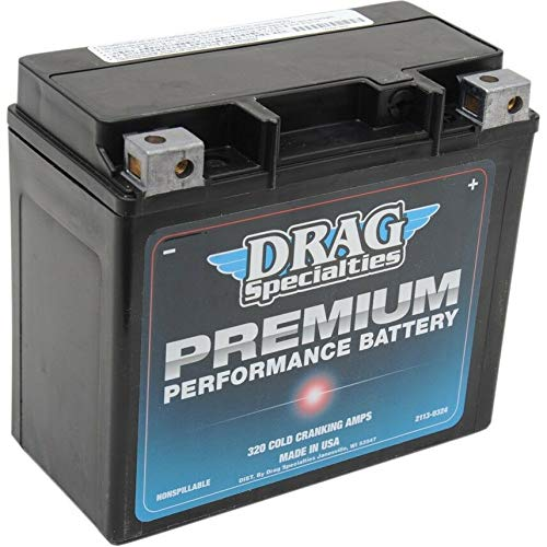 Tuning_Store Premium Performance AGM Battery for Harley Softail V-Rod Dyna Sportster The Best Accessories for Tuning and Upgrading Your Iron Horse