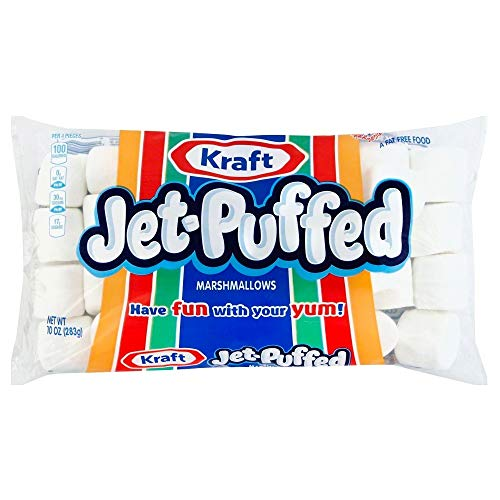 Kraft Jet-Puffed Marshmallows (Pack of 2) from Kraft