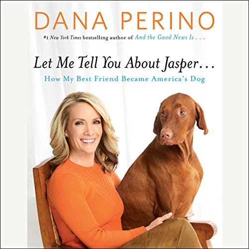 Let Me Tell You About Jasper... audiobook cover art