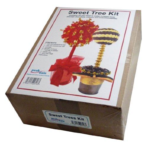 Süßigkeitenbäume Bastelsätze Familienspaß