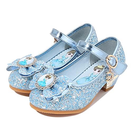 Yozace Enfant Princesse Chaussures Fille Chaussure...