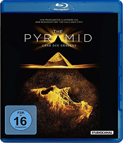 The Pyramid - Grab des Grauens [Blu-ray]