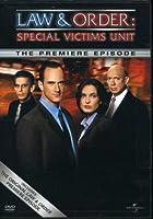 Law & Order: Special Victims Unit - Premiere Eps [DVD] [Import]