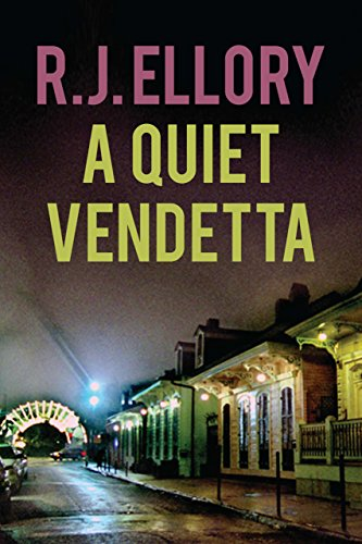 Image of A Quiet Vendetta: A Thriller