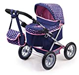 Bayer Baby Doll Trendy Pram Purple