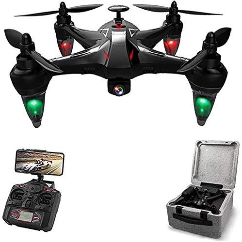 ADLIN Drone WiFi FPV 720P caméra HD, le meilleur Drone for les débutants avec maintien d'altitude,...