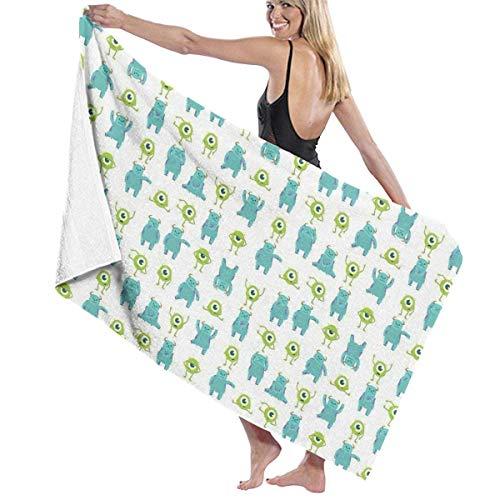 asdew987 Mike Waz-Ows-Ki - Toallas de baño multiusos de secado rápido, muy absorbentes, toallas de playa, toallas de piscina, 31 x 51 para mujeres y hombres