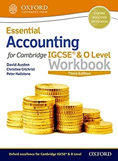 Essential Accounting for Cambridge IGCSE® & O Level Workbook
