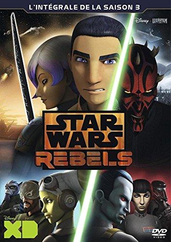 Star Wars Rebels-L'intégrale de la Saison 3