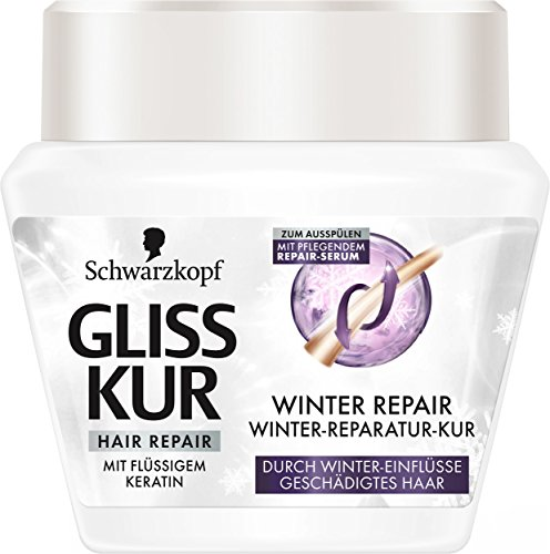 Gliss Kur Kur Winter Repair, verpakking van 6 stuks (6 x 300 ml)