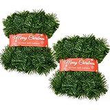 Top 10 Christmas Bannister Garlands
