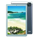 YXW Tableta táctil Android Octa Core de 10', Pantalla IPS HD de 1280x800, 1GB RAM + 16GB ROM, cámara de 5MP, Ranura para Tarjeta SIM Dual, Tableta 3G para Llamadas, Wi-Fi, GPS